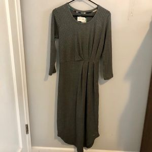 Anthropologie Knit Dress
